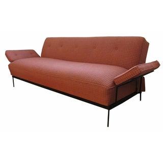 Mid-Century Modern Convertible Sofa Bed