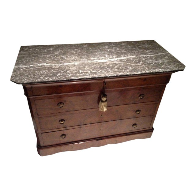 Louis Philippe Commode - Image 1 of 7