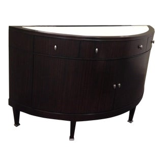 Bernhardt Brown Wood Sideboard / Buffet
