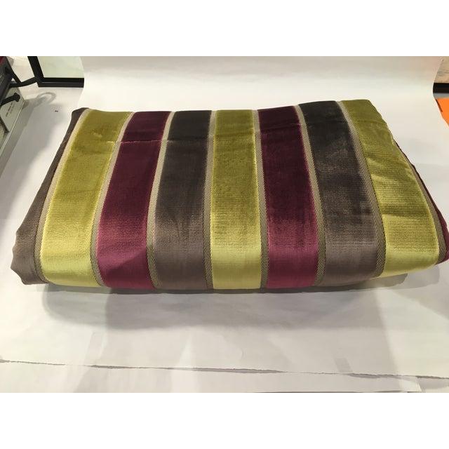 JF Fabrics Nobility Stripe Fabric - 3 Yards - Image 3 of 5