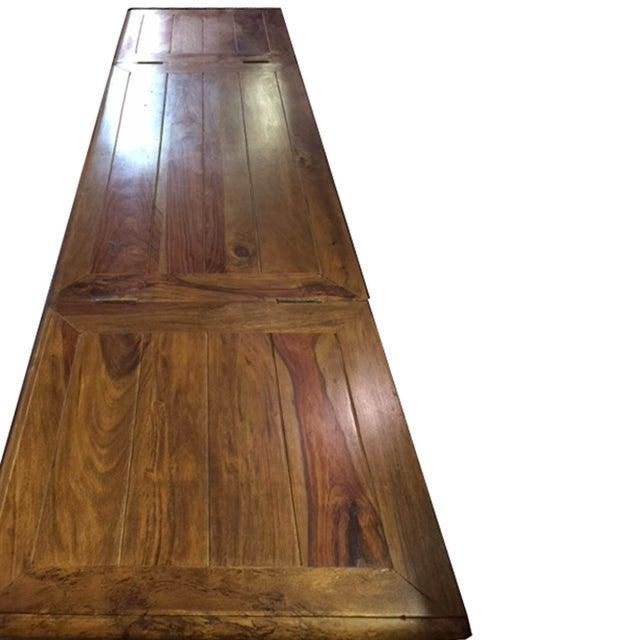 Mango Wood Bar Cabinet - Image 9 of 10