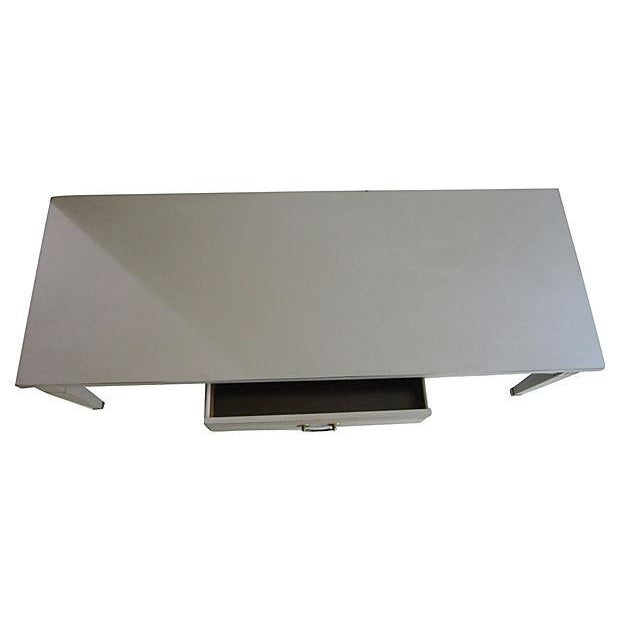 Mid-Century Coffee Table on Casters - Image 2 of 5