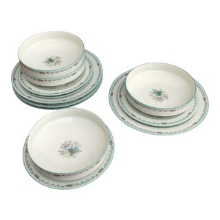 Noritake Dinnerware Set - Set of 12