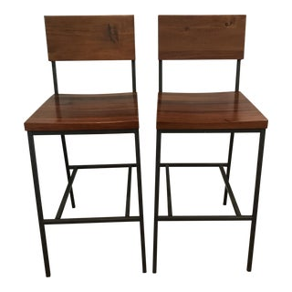 West Elm Chairs - A Pair