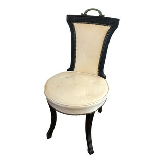 Vintage B. Altman Custom Vanity Chair