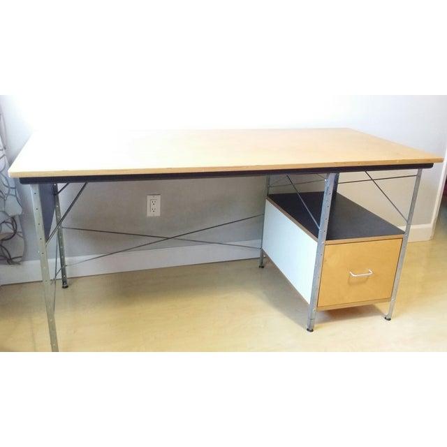 Original Eames Desk Unit From Herman Miller - Image 7 of 8