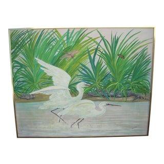 Sue Ervin Original Oil on Canvas