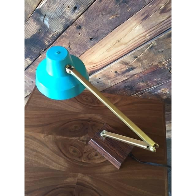 Vintage 70s Flexible Table Lamp - Image 6 of 6