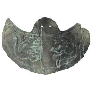 Antique Peruvian Copper Burial Ornament