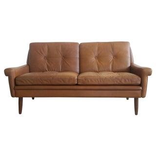 Svend Skipper Two-Seat Sofa