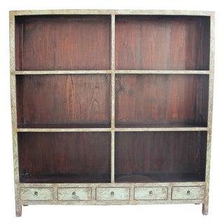 Rustic Mongolian Shelf