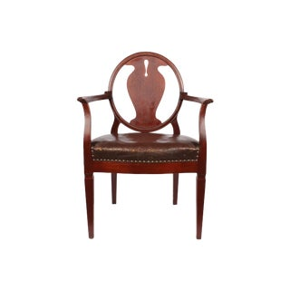 1920s Art Noveau-Style Chair
