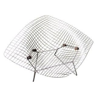 MCM Early Bertoia Wide Diamond Chair