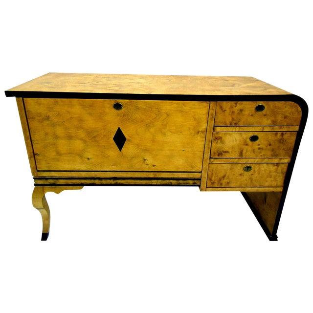 Danish Art Deco Vanity Cabinet - Image 1 of 8