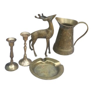 Brass Decor - Set of 5