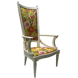 High-Back Armchair