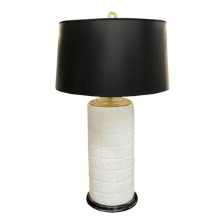 Mid Century James Mont Style Lamp