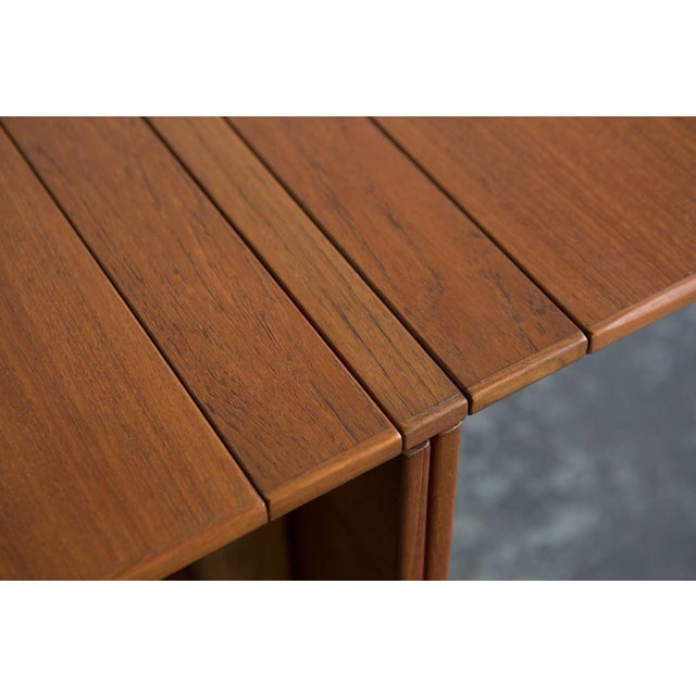 Bruno Mathsson Expandable Dining Table - Image 7 of 8