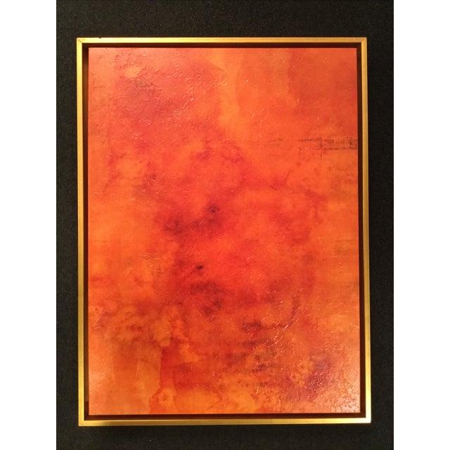 Framed Leftbank Art Couleurs Iii Print Chairish