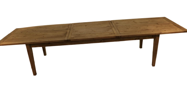 Parsons Rectangular Reclaimed Old Wood Dining Table Chairish : parsons rectangular reclaimed old wood dining table 2605aspectfitampwidth640ampheight640 from www.chairish.com size 640 x 640 jpeg 15kB