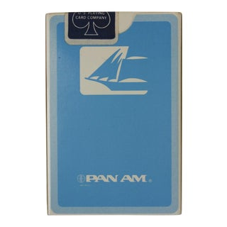 Pan Am Playing Card Deck