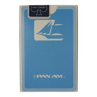 Pan Am Playing Card Deck
