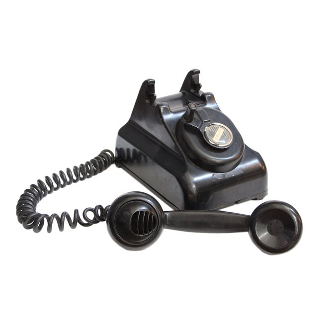 Vintage Rotary Dial Telephone - Image 3 of 4