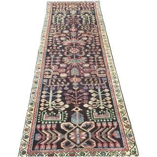 "Hamadan Persian Rug, 3'3"" x  6'6"""