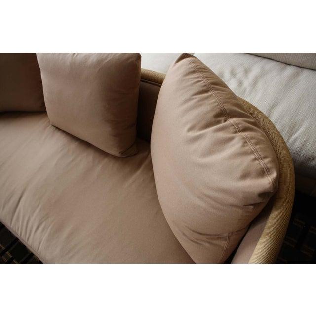 McGuire Laura Kirar Coastal Upholstered Sofa - Image 6 of 6
