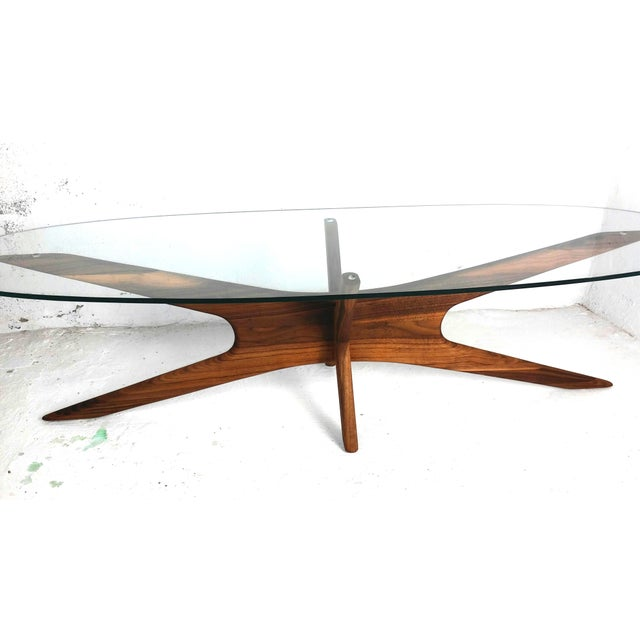 Image of Adrian Pearsall Mid-Century Jacks Coffee Table