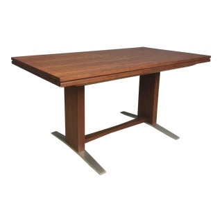 Wilhelm Renz Convertible Teak Coffee Table