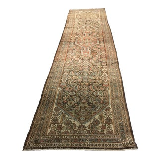 "Bellwether Rugs Antique Persian Malayer Runner - 3'2"" x 13'"