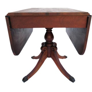 Annie May Double-Leaf Table
