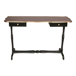 French 1930s Console or Sofa Table by Maison Jansen