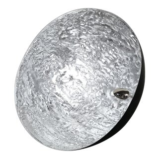 Catellani & Smith 'Stchu-Moon' Floor Lamp Silver