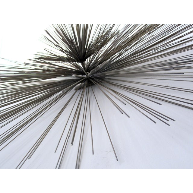 Curtis Jere Large Spoke Wall Sculpture - Image 6 of 9
