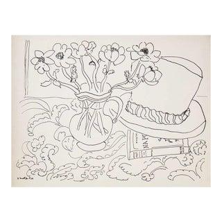 Henri Matisse Lmt Ed Lithograph Tahitien