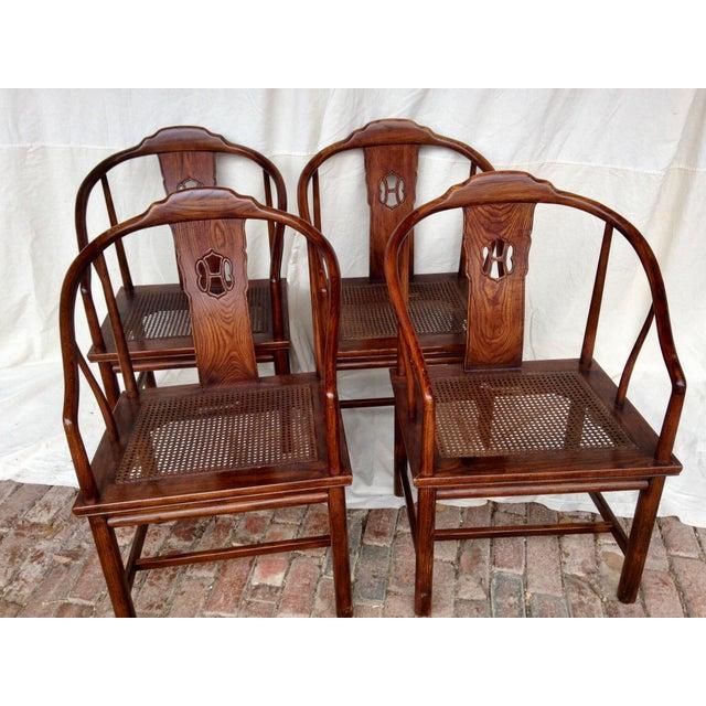 Henredon Dining Room Furniture: Henredon Chinoiserie Dining Chairs - Set Of 4