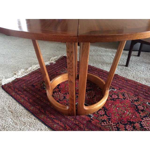 Adrian Pearsall for Lane Furniture Dining Table - Image 6 of 11