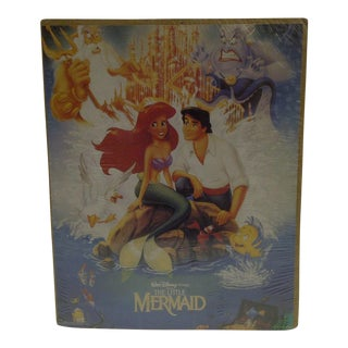 Walt Disney Pictures The Little Mermaid Poster
