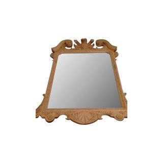 Hand-Carved La Barge Mirror & Frame