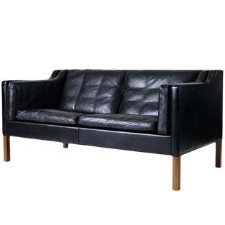 Borge Mogensen Model #2212 Two-Seat Sofa