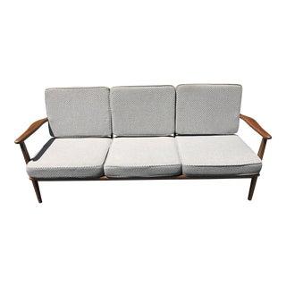 Vintage Baumritter Mid-Century Sofa