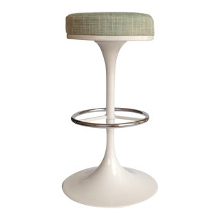 Tulip Bar Stool In-Style of Eero Saarinen/Knoll