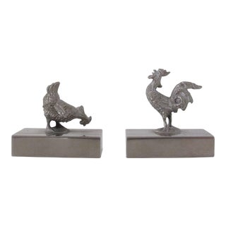 Rooster Place Card Holders
