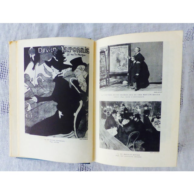 Toulouse-Lautrec Book, 1953 - Image 4 of 9