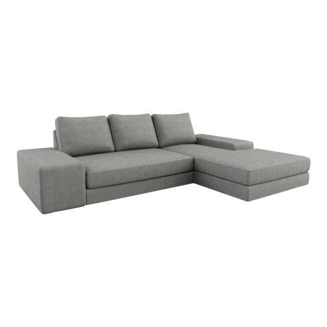 Viesso Strata Sectional With Right Chaise - Image 1 of 5