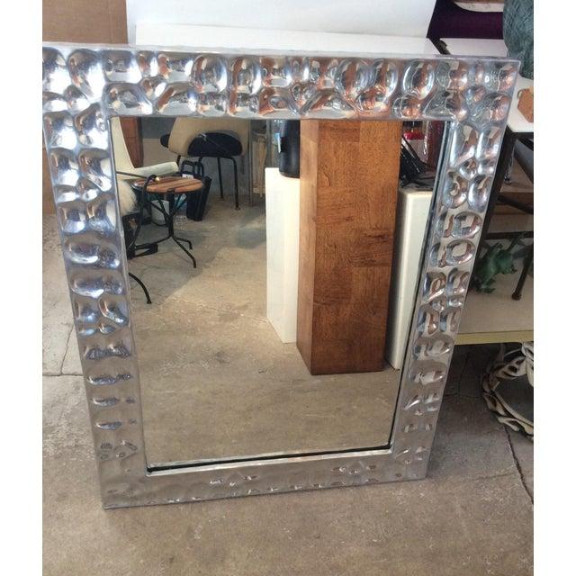 Hollywood Regency Modern Decorative Mirror - Image 3 of 4