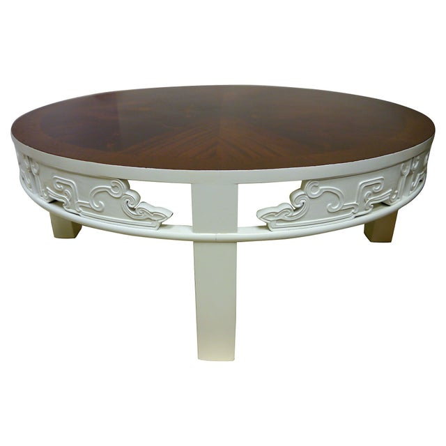 1950s Heritage Hendredon Coffee Table - Image 6 of 6
