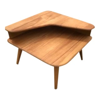 Heywood-Wakefield Mid-Century Modern End Table